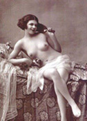 vintage classic breasts