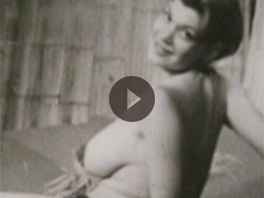 voluptuous vintage girl video