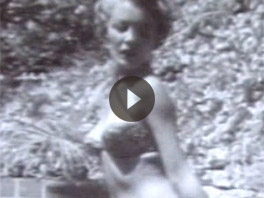 retro public nudity video